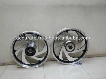 alloy wheels for classic 350 and 500