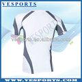Protection contre les uv de compression shirts,