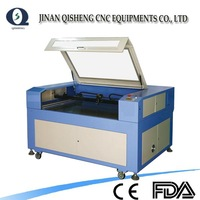 Laser Cutter Machinery To Cut The Felt / Equipment For Small Business At Home