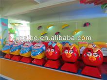 GM57 children's attractions indoor wholesale bird toys