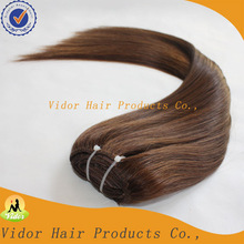 Factory Malaysian Human Hair 140g 11pcs Extensions Clip In
