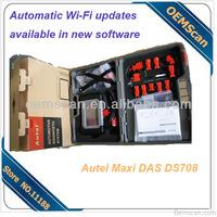 2014 New Original Autel Maxi DAS DS708 car diagnostic machines for all cars