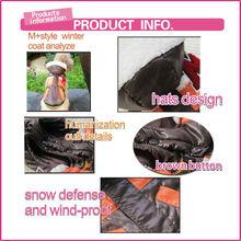 2014High quality dog clothes ,winter wanrming pet clothes ,dog clothes pet supplies