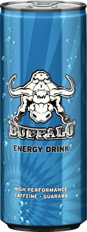 Buffalo Energy Drink - Classic taste