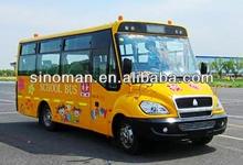 Hot Sales ! SINOTRUK MINI SCHOOL BUS/maximum security school bus