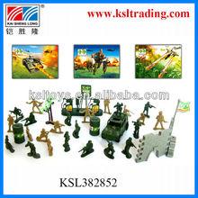 kids plastic military vehicle toys model