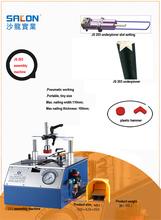 JS203 precise good pneumatic joint photo frame machine