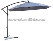 10ft Steel Banana Offset Umbrella