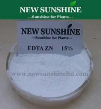 EDTA Zn micronutrient fertilizer