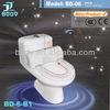 Electronic plastic bathroom ware toilet covers