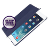 OEM Premium Leather Case for Apple iPad Air -- Quimper (LC: Navy Blue)