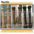 complete variedades de colunas de mármore para a venda