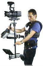 FLYCAM Advanced 5500 Camera Stabilization System Supporting Cameras weighing upto 5.4kg / 12lbs (FLCM-5500-ADV)