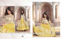 High class bollywood traditional salwar kameez heavy salwar suit