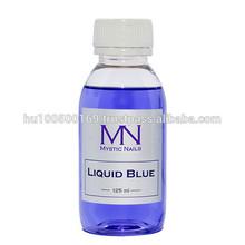 Acrylic monomer for nail sculpting - Liquid Blue