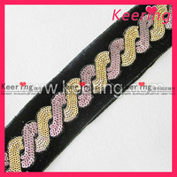 Lace border exclusive of trims WTP-200