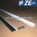 Support en Aluminium de météo preuve en bois porte fond balayage