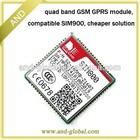 SIM800 SIMCOM GSM GPRS module, GSM MODULE