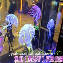 2014 bionic aquarium jellyfish decoration,aquarium jellyfish accessories,led glowing aquarium jellyfish
