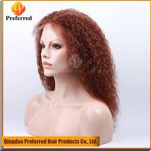 Hand made unprocessed yaki virgin indian human hair wigs