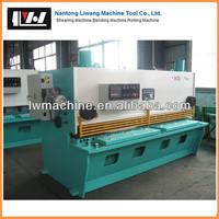 NEW TYPE NC metal hydraulic shear, NC shear machine