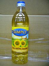 SOVINA, Simply Sunflower Oil 1L