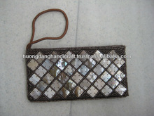 Vietnam handicraft manufacture mobile phone case arm pouch