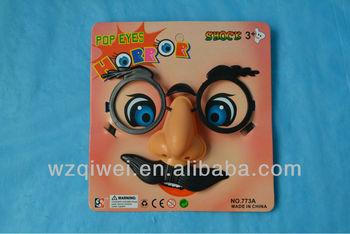 Toy Glasses,pop eyes Horror,children gift
