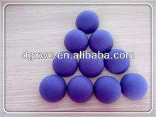 foam material for soccer ball
