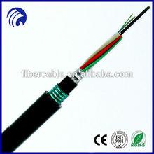 Supply armored underground single mode fiber optic cable high temperature GYTA53