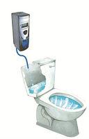 Drip-In Digital Disinfector Dispenser