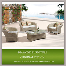Poly rattan garden line patio furniture