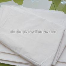 "pocket fabrics t/c 65/35 45*45 110*76 44"" white/dyed poplin"