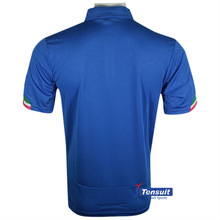 New hot football uniform thailand quality,2014 soccer jersey grade original Madrid football team,clothing factories in china