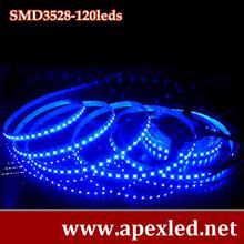 IP44 led light strip SMD3528-120LED per meter one row led