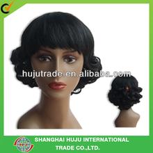 2013 short full lace wigs for black women
