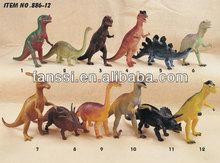 Plastic Dinosaur figures Dinosaurs world toys