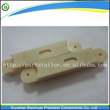 cnc machine parts Nature nylon or Pa66 plastic cnc parts