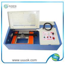 Photopolymer rubber stamp making machine