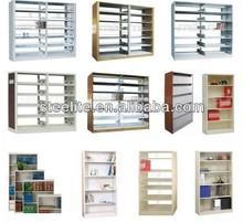movable bookshelf/book store shelf/book rack
