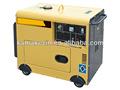 5500w air- refroidi générateur diesel silencieux