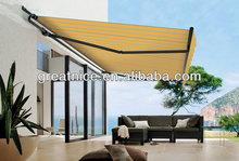 Aluminum Rain/Sun Awning /Door Canopy