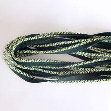 polyester jacquard piping draw cord