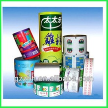 automatic packaging roll film for food