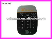 membrane keypad with 3m adhesive
