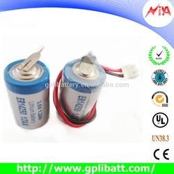 1.2Ah tadiran 3.6v lithium battery er14250 for meter products