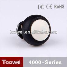 CE,IP67,RoHS miniature illuminated push button reset switch