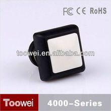 CE,IP67,RoHS metal ring illuminated push button