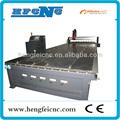 Trabalhar madeira CNC Router escultura em máquinas utilizadas na fabricação de móveis de Shandong Jinan HF 2060