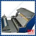 auto de corte longitudinal de la máquina para el filtro de tela para auto bolsa de filtro de la máquina de coser